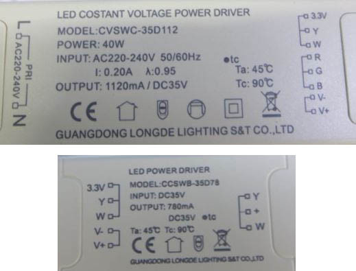 Led-driver /controller