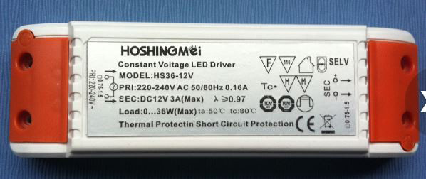 LED-DRIVER HOSHINGMEI HS036-12