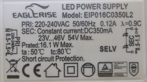 Led-driver Eaglerise