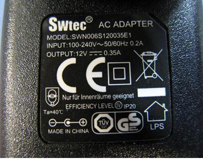 LED-DRIVER SWTEC SWN006S120035