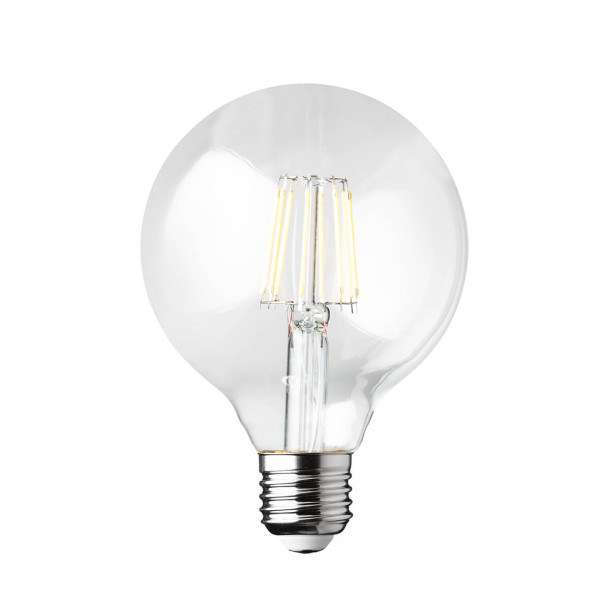 Led Filament G95 E27 Dimmbar