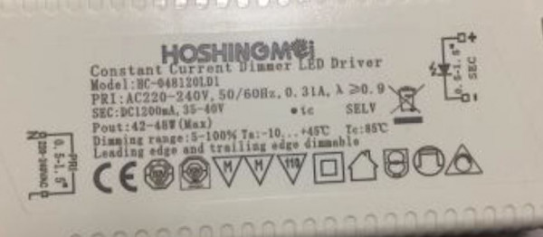 Led-driver Hoshingmei